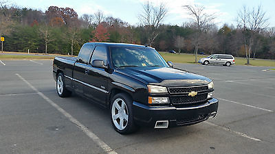 2006 chevrolet silverado ss cars for sale. Black Bedroom Furniture Sets. Home Design Ideas