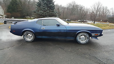 1973 Ford Mustang Mach 1 1973 Ford Mustang Mach 1 351 Cleveland Automatic