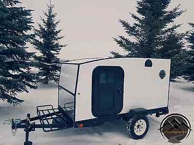 4'x8' Mini Camper Teardrop Camper *New Year Special Originally $2695 now $2495!!