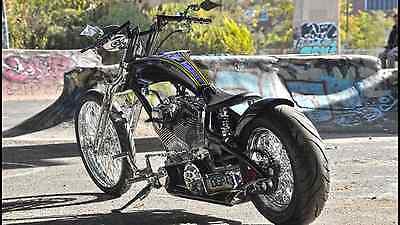 2016 Custom Built Motorcycles Chopper  Custom build chopper