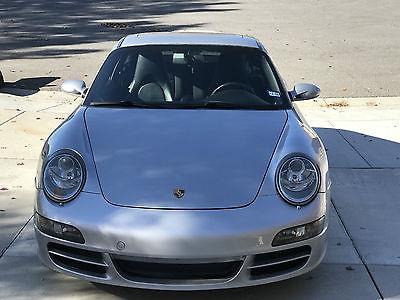 2005 Porsche 911 S Porsche 911 Carrera S