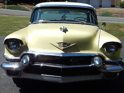 1956 Cadillac Fleetwood  1956 Cadillac Fleetwood Sixty Special