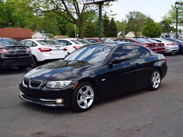 2011 BMW 3-Series 328i xDrive Coupe - SULEV 2011 BMW 3-Series WITH ONLY 96,000 Miles!! LOW RESERVE - HUGE SAVINGS!