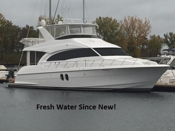 2011 Hatteras 60 Motor Yacht