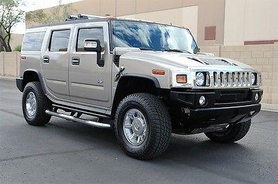 2007 Hummer H2 SUV 2007 Hummer H-2 ONLY 42K MILES..!! ARIZONA TRUCK..!! MAKE OFFER..!!