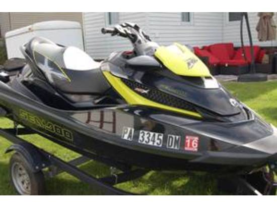 2013 Sea Doo RXT-X 260