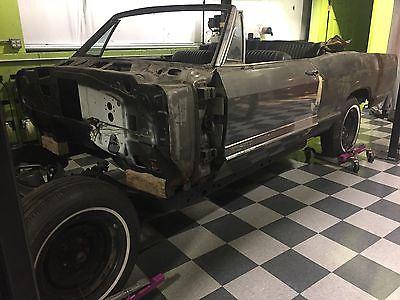 1965 Buick Electra Convertible 1965 Buick Electra Convertible 39K & 4 Door Hardtop 22K