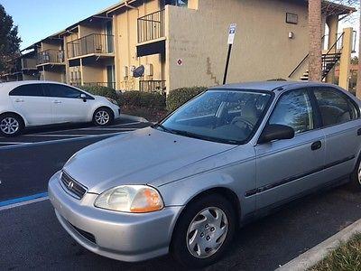 1996 Honda Civic Lx 1996 Civic Lx Sedan / 4DR    *** 59,500 Original Miles ***