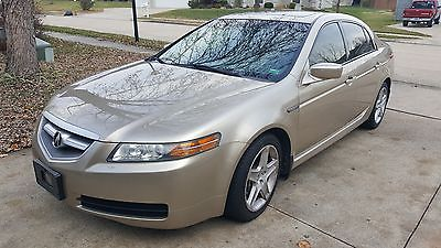 2006 Acura TL Navigation Package 2006 Acura TL 6 speed w/Navi
