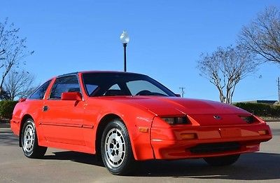 1986 Nissan 300ZX 2+2 Hatchback 1986 300ZX 2+2 Hatchback One Owner Low Miles One Of A Kind! A Collector's Dream!