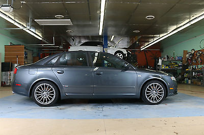 2008 Audi A4 S-line Titanium Package 2008 Audi A4 6 speed quattro Titanium package, serviced, extra clean!!!!