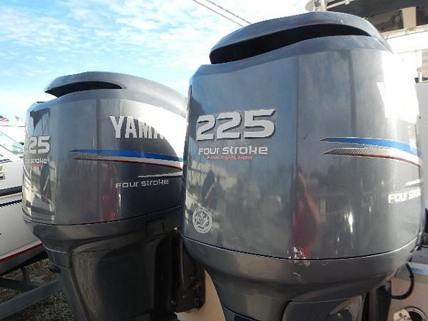 2004 YAMAHA F-225's