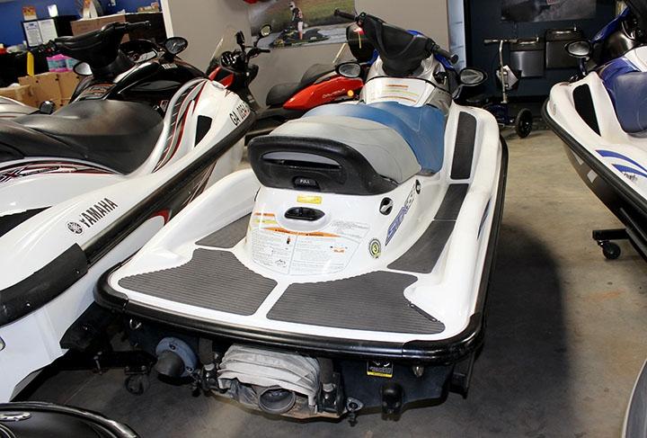 2008 Kawasaki STX 15F
