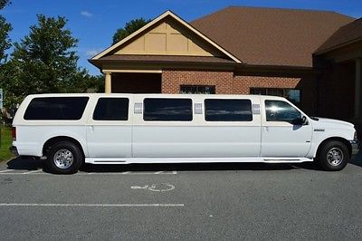 2002 Ford Excursion  Ford Excursion stretch limo