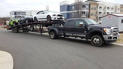 2016 Kaufman 3 Car Wedge