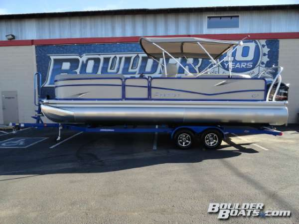 2017 PREMIER BOATS 250 Sunsation RF