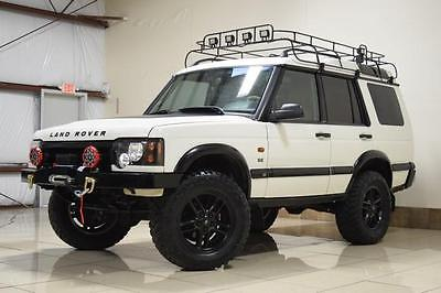 2003 Land Rover Discovery SE 2003 LAND ROVER DISCOVERY SE SERIES II LIFTED 4X4 ONE OF THE KIND
