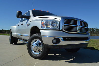 2009 Dodge Ram 3500 SLT 2009 Dodge Ram 3500 Quad Cab Big Horn SLT 4x4 Clean Low Miles Mature Owned!