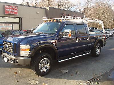 2008 Ford F-250 FX-4 2008 FORD F-250 SUPER DUTY CREW CAB FX-4 4X4 $$$ PRICE REDUCED $$$. - -DIesel--