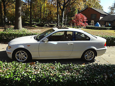 2004 BMW 3-Series COUPE 2004 BMW 325 C1-2 DOOR.....PRICED TO SELL
