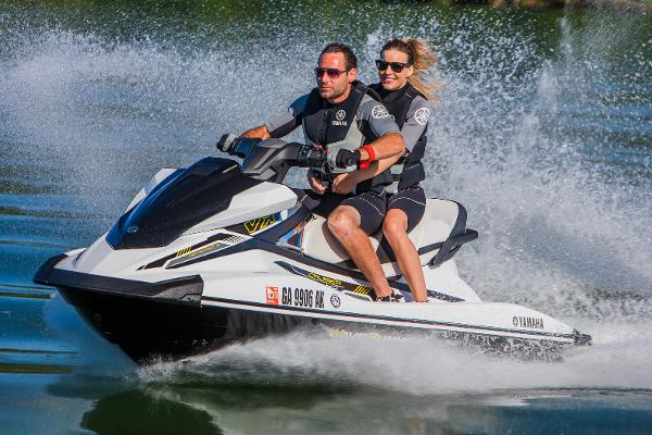 2017 Yamaha Waverunner VX Cruiser HO