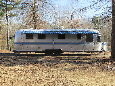 1985 airstream excella 31ft camper