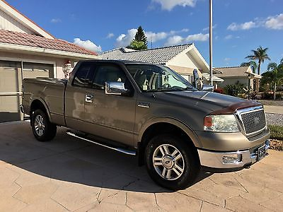2004 Ford F-150 LARIAT BEAUTIFUL FORD F150 EXTENDED CAB- BEAUTIFUL FLORIDA TRUCK- ORIGINAL OWNER!!!!!!