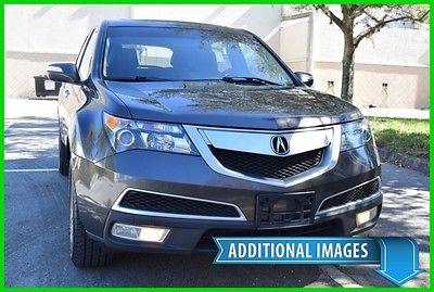 2011 Acura MDX TECH PKG - ALL-WHEEL DRIVE - BEST DEAL ON EBAY UV Infiniti fx35 fx37 lexus rx350 tl tsx honda pilot bmw x5 rdx nissan murano