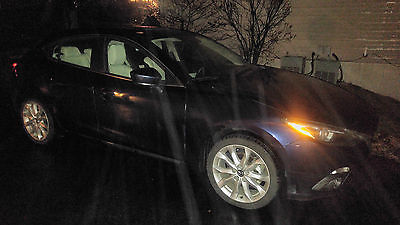 2015 Mazda Mazda3 s Grand Touring Hatchback 4-Door 2015 Mazda 3 s Grand Touring Hatchback 4-Door 2.5L 6-Speed Manual Transmission