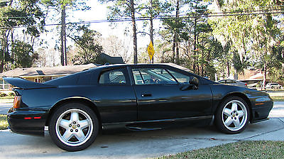 1995 Lotus Esprit S4s Coupe 2-Door 1995 Lotus Esprit S4s Coupe 2-Door 2.2L