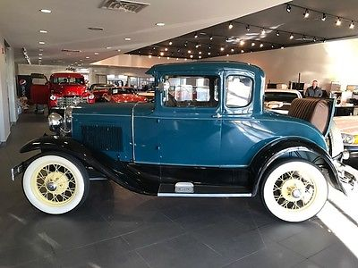 1930 Ford Model A Rumble Seat 1930 Ford Model A Rumble Seat Restored PARADE CAR *Trades Welcome* Shipping