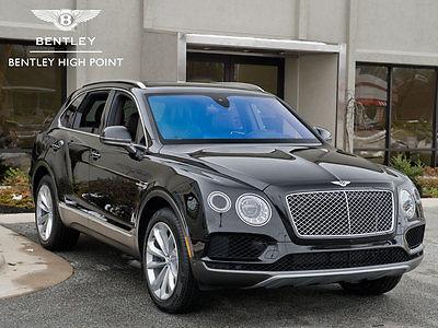 2017 Bentley Bentayga Signature Bentley Bentayga