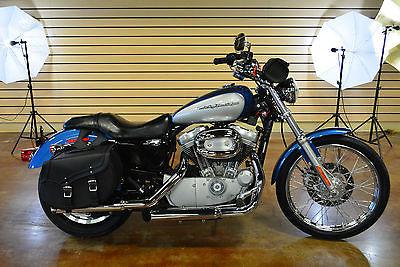 2005 Harley-Davidson Sportster  2005 Harley Davidson Sportster XL883 Custom 16k Miles Clean Title Clean Bike