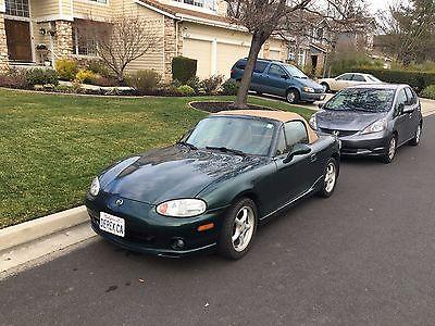 2000 Mazda MX-5 Miata  2000 Mazda MX-5 Miata