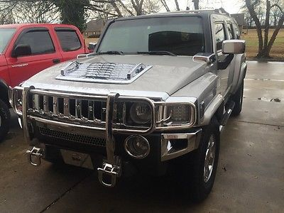 2006 Hummer H3  Hummer h3 truck suv 4wd automatic replaced engine