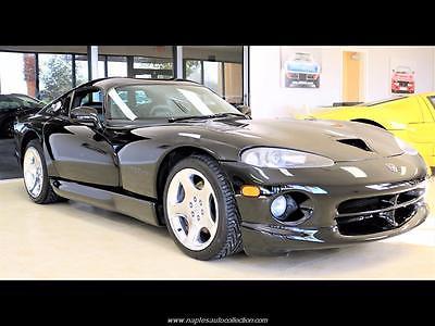 2000 Dodge Viper GTS Coupe 2-Door 2000 Dodge Viper GTS 6 Speed Manual 2-Door Coupe