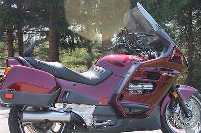 2001 Honda Other  Red Honda ST1100 w/ $2,500+ Touring Extras w/ ONLY 36,616 miles -- Amazing Bike