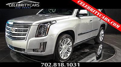 2015 Cadillac Escalade 4WD 4dr Platinum 2015 Cadillac escalade awd Platinum 600 miles! Las Vegas CLEAN