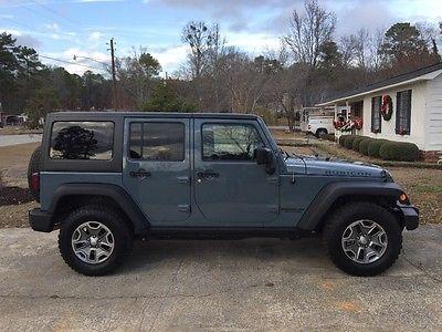 2015 Jeep Wrangler Rubicon Like New Jeep Rubicon  !!!Reduced!!!