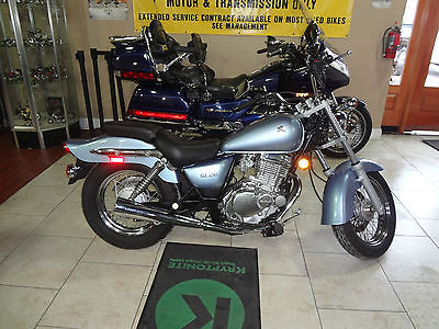 2006 Suzuki Boulevard  2006 suzuki gz 250 with low miles clean priced to sell boulevard
