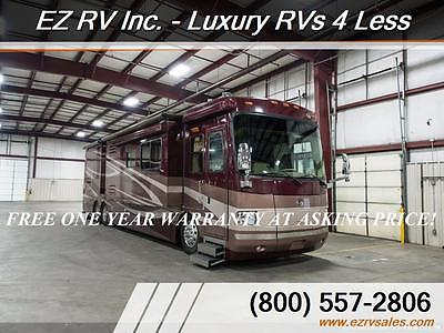 2007 MONACO Dynasty 4 slide Extremely Clean and Nice Non Smoker Non Pet