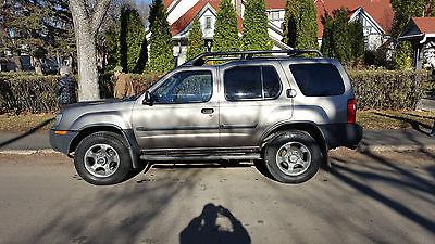 2003 Nissan Xterra SE SC Special Model 2003 Nissan Xterra SE SC Sport Utility 4-Door 3.3L