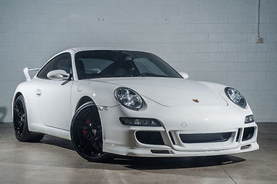 2008 Porsche 911 2dr Coupe Carrera S 2008 Porsche 911 2dr Coupe Carrera S 42,189 Miles Carrara White Coupe 3.8L FLAT