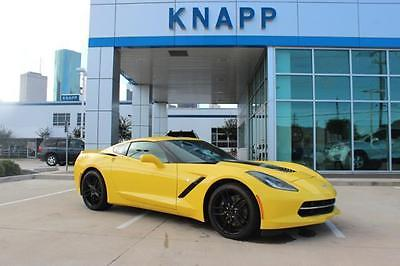 2016 Chevrolet Corvette LEATHER Z51 *HARD TO FIND 7 SPEED* SUPER SALES 2016 CHEVROLET CORVETTE COUPE Z51 *CALL FREDDY AT (281) 413-1678 FOR INFO*