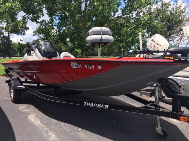 2015 Tracker PT 175 TXW