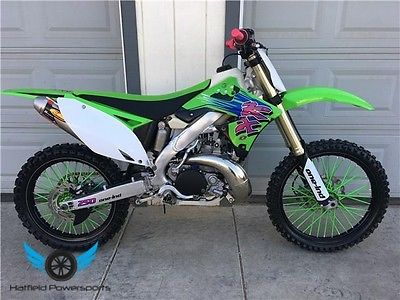 2009 Other Makes KX KX250 2009 Kawasaki KX250 AF Aluminum Frame Conversion FREE SHIPPING!