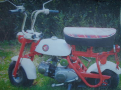 1968 Honda z50m  1968 Honda z50m Rare Mini Trail Motorcycle original A Barn Find Monkey Bike z50