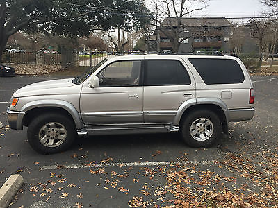 1997 toyota 4runner limited cars for sale smartmotorguide com