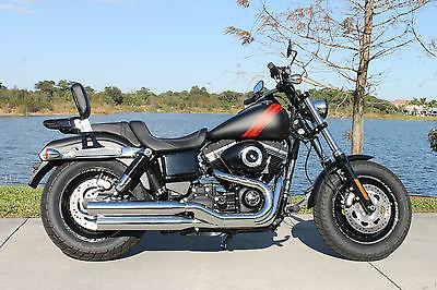 2014 Harley-Davidson Dyna  2014 HARLEY-DAVIDSON FXDF DYNA FAT BOB IN NEW CONDITION