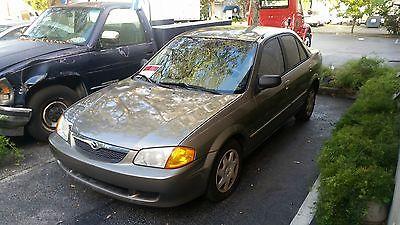 2000 Mazda Protege LX 2000 Mazda Protege LX 78K Miles Automatic ** GOLD ** Automatic 4-Door Sedan